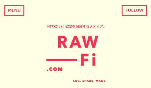 RAW-Fi